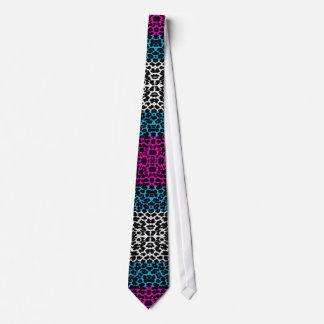 Art animal fur 5 tie