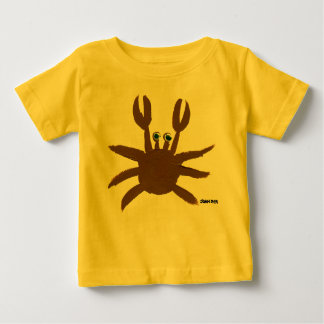 Art Baby: Crazy Crab Seaside Holiday Top