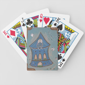 Art Bicycle Poker Cards
