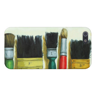 Art Brushes tools creative original painting iPhone 5/5S Cover