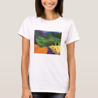 Art by David Hockney T-Shirt