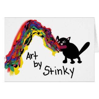 Art by Stinky Card