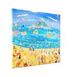 Art Canvas Print: St Michael's Mount Gallery Wrap Canvas
