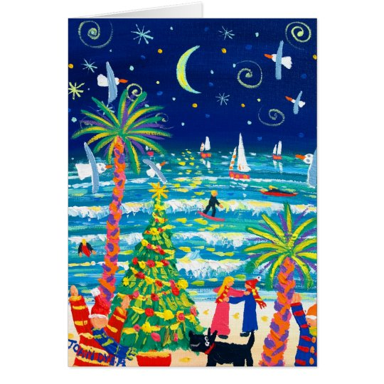 Art Card: Cornish Christmas by John Dyer Card