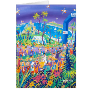 Art Card: Everyone's a Winner, Tresco Marathon Card