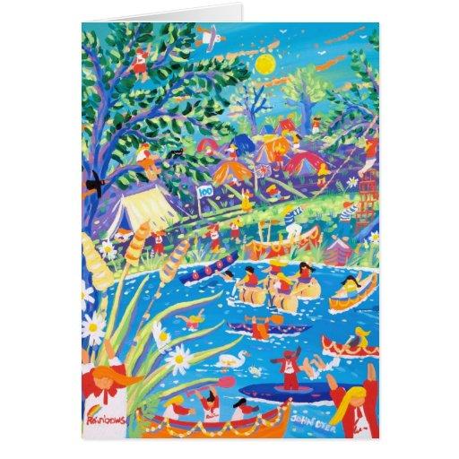 Art Card: Rainbows 100 years of Fun! Centenary