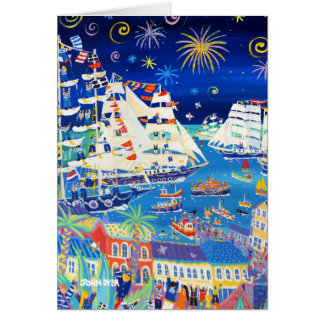 Art Card: Tall Ships and Small Ships 2014 Card