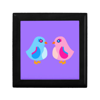 Art Chicks Keepsake Boxes