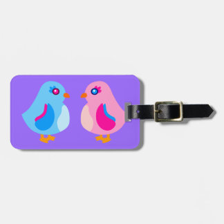 Art Chicks Luggage Tags