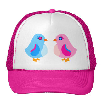 Art Chicks Mesh Hats