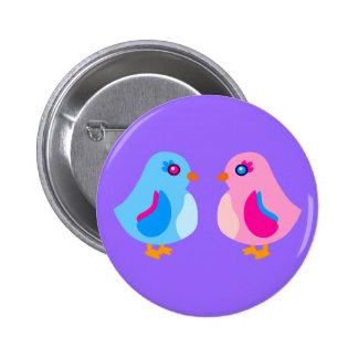 Art Chicks Pinback Button