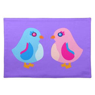 Art Chicks Place Mat