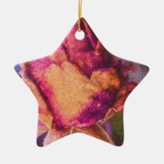 Art Christmas Ornament