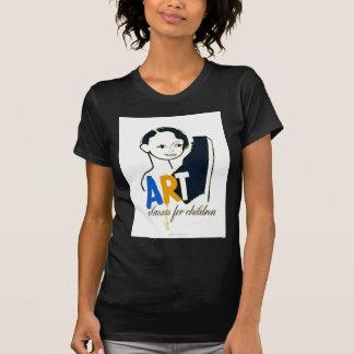Art Classes for Children - WPA Poster - T-Shirt