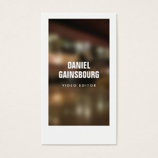 ART COLOUR PHOTO Designer Business Card