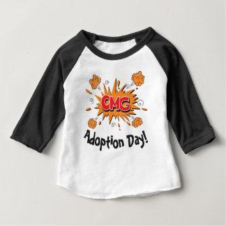 Art Comic Book OMG! Adoption Day Party Shirt