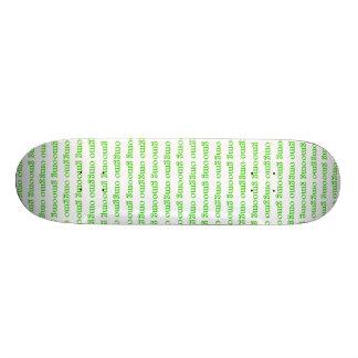 art deck skateboard