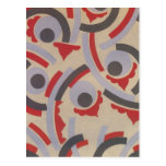 Art Deco Abstract  (83) Post Cards
