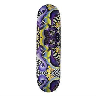 Art Deco - Abstract Diffusion Skateboard Decks