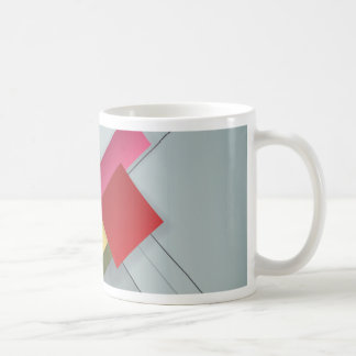 Art Deco abstract geometric design Coffee Mug
