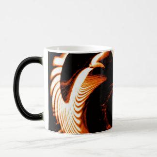 art deco abstract magic mug