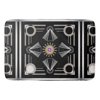 Art Deco Bath Mat