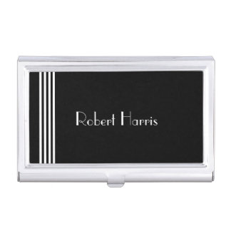 Art Deco Business Card Holder