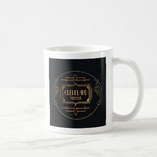 Art Deco Cleveland Forever Classic Mug