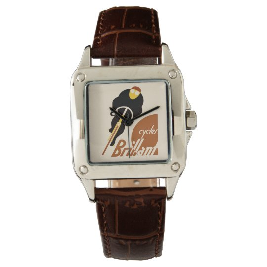Art Deco Cyclist Watches