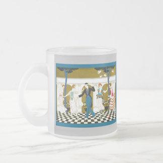 Art Deco Dance Mug