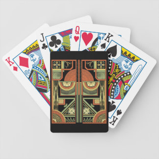 Art Deco Deck Bicycle Playing Cards