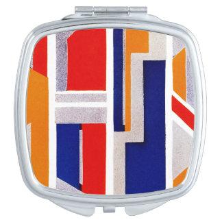 Art Deco Design #12 @ Emporio Moffa Travel Mirror