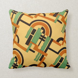 Art Deco Design #7 @ Emporio Moffa Cushion