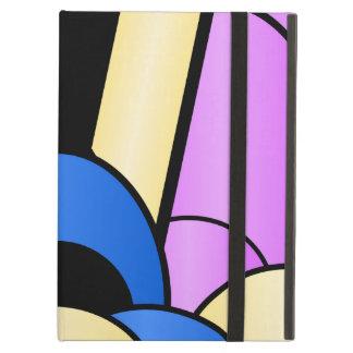 Art Deco Design Case For iPad Air