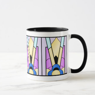 Art Deco Design Mug