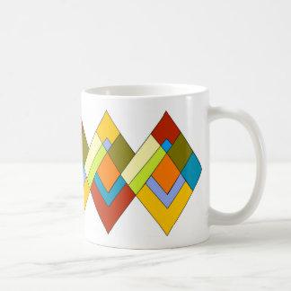 Art Deco Design on Coffee Mug
