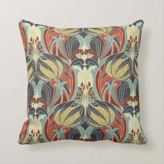 Art Deco Design Pillow