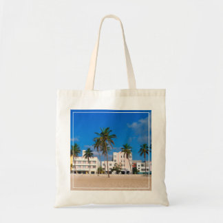Art Deco District Of South Beach Miami Tote Bag