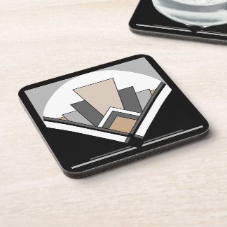 Art Deco Expression Coaster