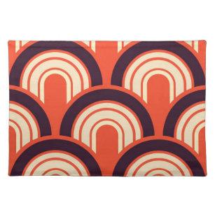 Art Deco Placemats Zazzle Co Uk