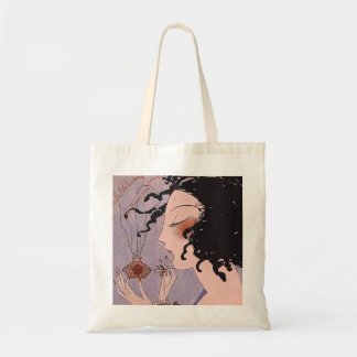Art Deco French Parfum Ad Tote Bag