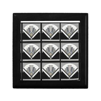 Art Deco geometric Gift Box