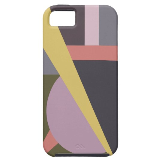 Art Deco Geometric No. 1 iPhone Case