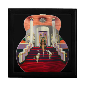 Art Deco, Gibson Gift Box