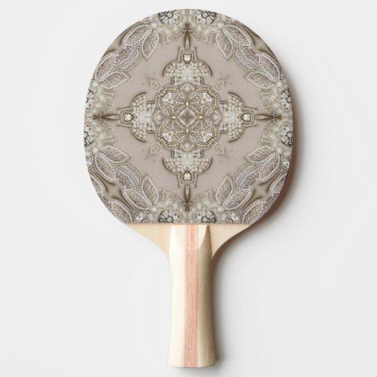 Art Deco Glamourous Great Gatsby Rhinestone Lace Ping
