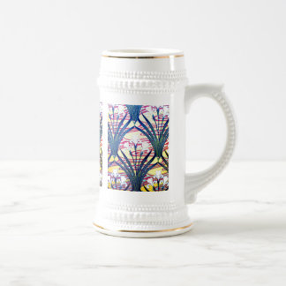 Art Deco Heirloom Stein Mug