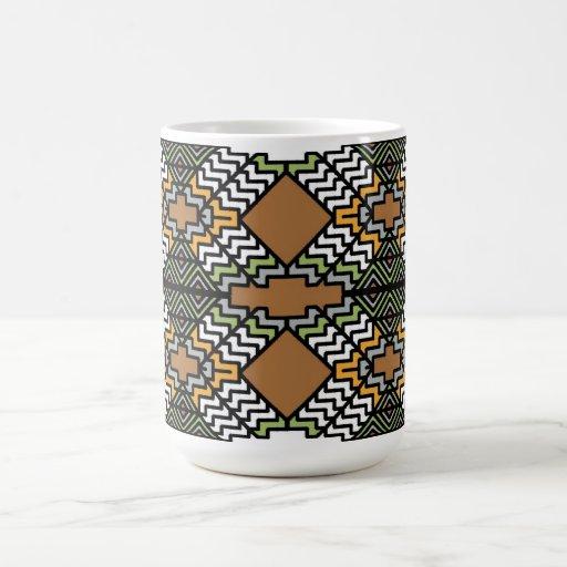 Art Deco Inspired Mug