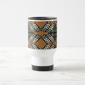 Art Deco Inspired Travel Mug