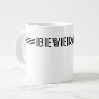 Art Deco Jumbo Mug