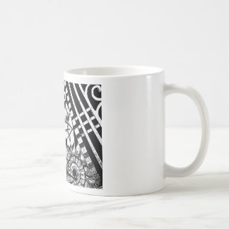 Art Deco pattern Coffee Mug